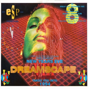 LTJ Bukem - Dreamscape New Years Eve x Back in the Day Live 1993