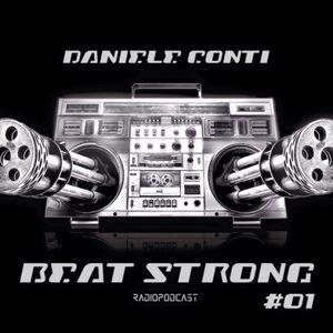 DANIELE CONTI present BEAT STRONG #01