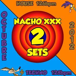 Nacho XXX - Techno Set Octubre 2012