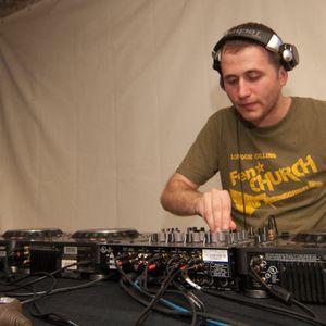 MOONDUST - live @ drums.ro radio [april 2011]