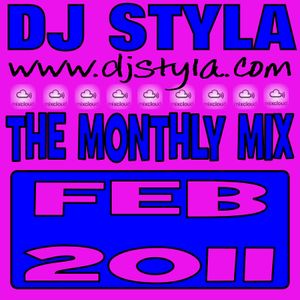 Monthly Mix - February 2011