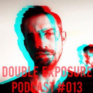 Double Exposure #013 by Basil Shambala
