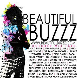 Beautiful Buzzz - October 2012 Mix