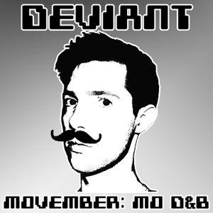 Movember: MO' D&B