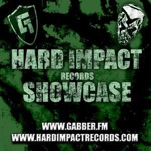 The Chronic @ Gabber.fm [Hard Impact Records Showcase #60] 22.03.2016