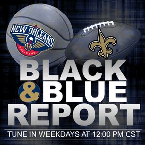 Black & Blue Report - April 15 2016