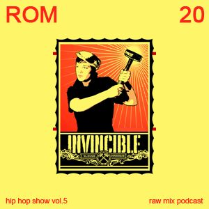 DJ ROM Hip Hop Show Vol 5