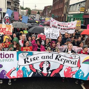 How Repeal of the 8th amendment was Won in Ireland - audio from #DABF 2018