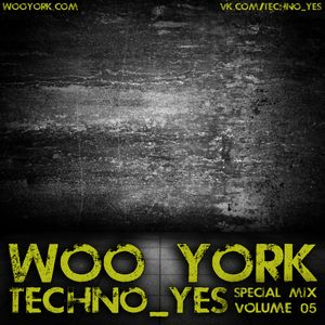05. WOO YORK - Techno_yes (special mix vol.5)