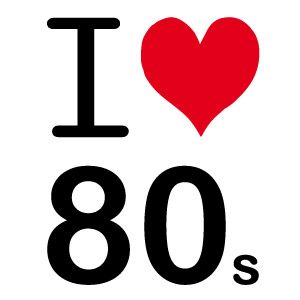 Love 80's - Side D