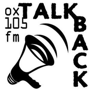 Talkback Show 5 Syria / Iran Refugee Crises pt 1  2nd Sept 2012 featuring Kinana Saffour & Mehdi