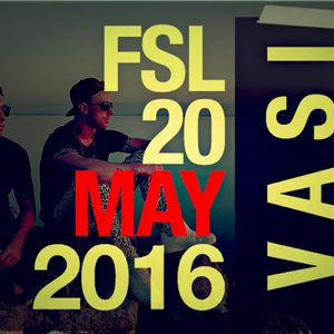 FSL Podcast 20 May 2016 - Vasi Live (Part2)