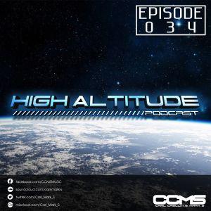 HIGH ALTITUDE EPISODE 034