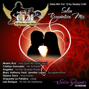 Salsa Romántica Mix Vol. 13