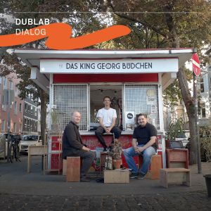 dublab Dialog - In Between w/ Christian Schaller & Johannes Geyer (September 2018)