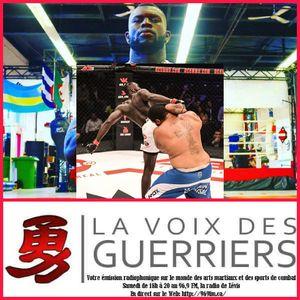LA VOIX DES GUERRIERS AVEC BAKARY SAKHO (21 octobre)