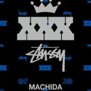 DJ O.D. - 『Stussy Machida Chapt 5th Anniversary Party』 2010.4.4 at Machida Vox