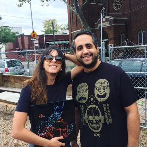 Barbie Bertisch & Paul Raffaele @ The Lot Radio 09:24:2016