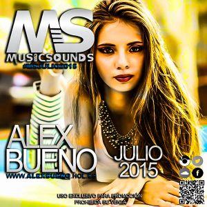 Music Sounds Julio 2015 - AlexBueno