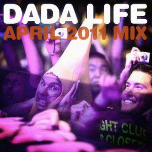Dada Life April 2011 Podcast