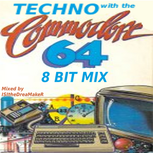 Live Mini DJSet w/ 2 commodore64 and 1 mixer (8 bit Mix Chiptune techno)
