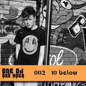 #002 - 10 Below - DnB