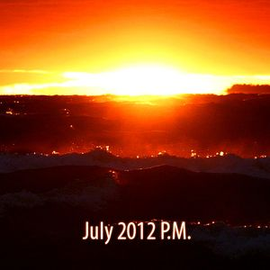 7.27.2012 Tan Horizon Shine P.M.