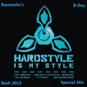 Basstastic's B-Day-Bash-Mix