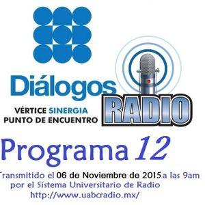 DIÁLOGOS Programa 12
