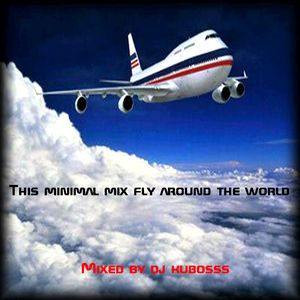 This minimal mix fly around the world
