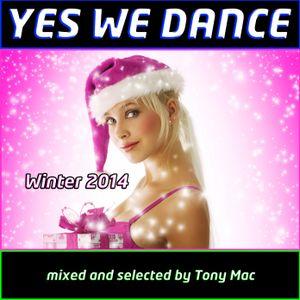 YES WE DANCE Winter 2014