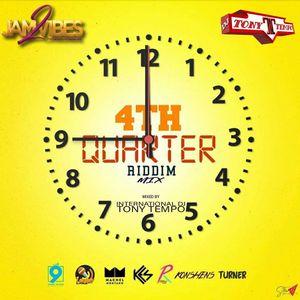 DJTonyTempo - 4th Quarter Riddim Mix | Trinidad Carnival