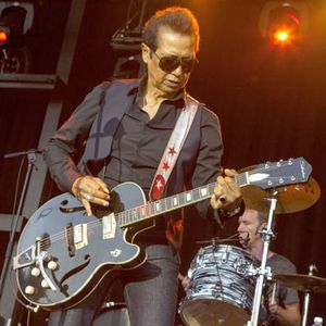 The Pete Feenstra Feature - Alejandro Escovedo (12 February 2017)
