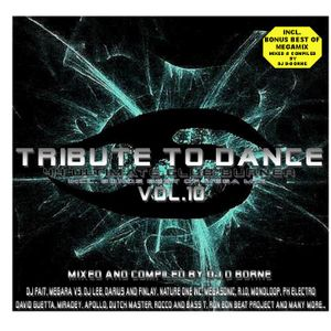 Tribute To Dance Vol.10 (Rock House Mix)