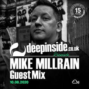 MIKE MILLRAIN is on DEEPINSIDE #03