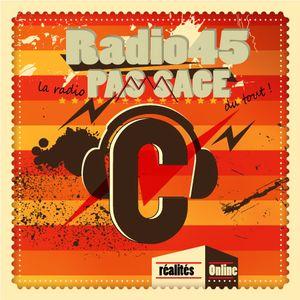 Radio 45 ( emission 9 ) avec Télé Accueil et la troupe les mot'skètés