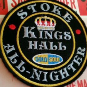 KINGS HALL STOKE ALL NIGHTER Soundtrack