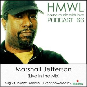 Marshall Jefferson @ Inkonst, Malmö - Sweden - 24.08.2012