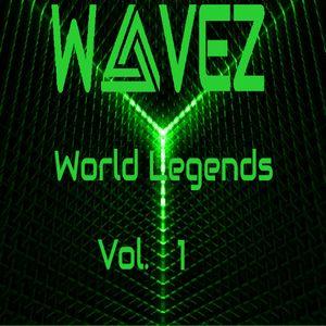 Wavez - World Legends - Vol 1 - KSHMR