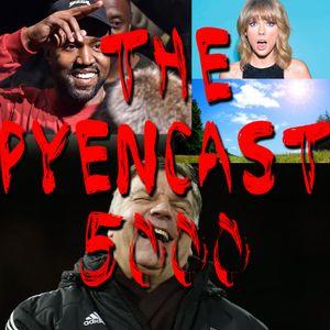 The Pyencast 5000 - EP3 21/07/2016