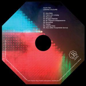 DJ umbrelladelika - Leaking colours promo mix