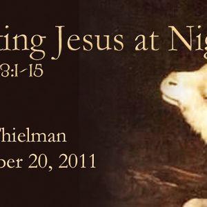 Meeting Jesus at Night