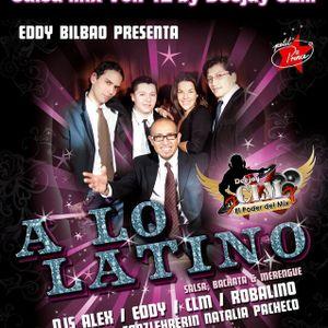 A Lo Latino Salsa Mix Vol. 12