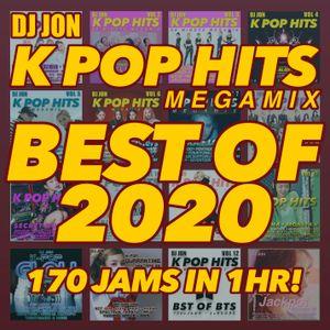 Best Of KPOP 2020 170 Track Megamix