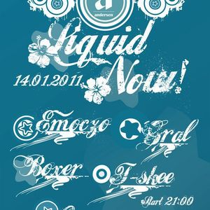 LIQUID NOW EMOCZO IN DA MIX SPECIAL DNB SET