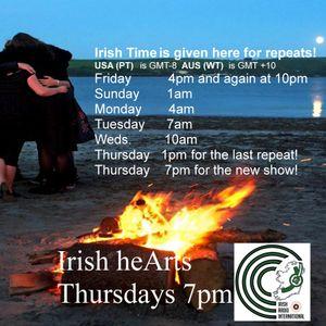 Irish heArts January 28th