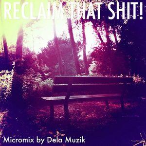 Reclaim that shit mix