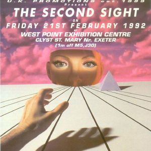 Colin Dale at Fantazia Takes You Into - The Second Sight 21st Feb 1992