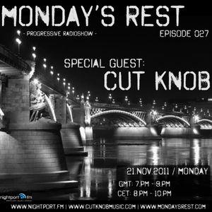 CutKnob@Monday'sRest