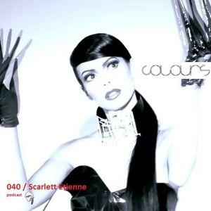 Colours Podcast 040 - Scarlett Etienne